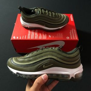 Nike Women Air Max 97 Dark Olive
